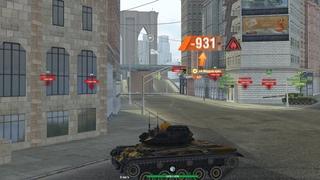 Лучшие выстрелы от т49 в world of tanks blitz #shorts