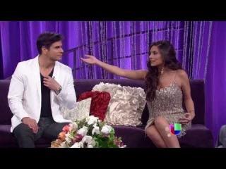 ¿Huelen mal Ana Brenda y Daniel Arenas?