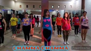 CHAMMA CHAMMA   BOLLYWOOD   ZUMBA   LILAC dance