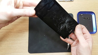 Huawei P9 Plus VIE-L09 how to easy replace screen and disassemble phone