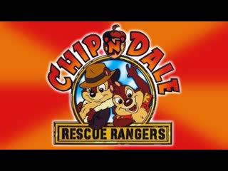 Chip N Dale Rescue Rangers 01x08 Pound Of The Baskervilles
