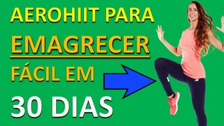 ✅[GARANTIDO] AEROHIIT para EMAGRECER FÁCIL sem riscos e EM 30 DIAS