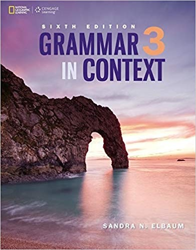 Grammar in Context 3, 6th Edition