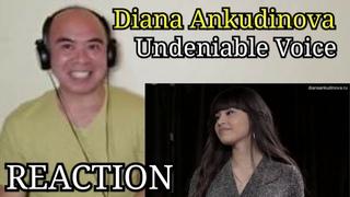 Undeniable Voice of Diana Ankudinova REACTION