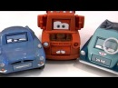 Cars 2 make a face Mater from Disney Pixar ProfessorZ Finn McMissile