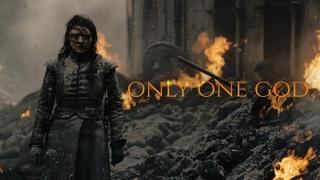 (GoT) Arya Stark   Only One God