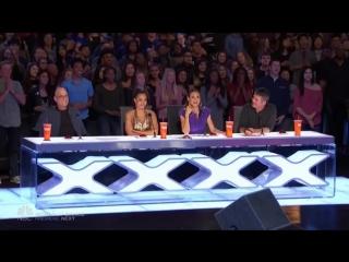 Sad Clown Stuns Crowd with Sia Chandelier