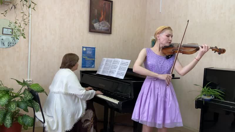 Мадазимова Вероника Марш из оперы Любовь к трем апельсинам