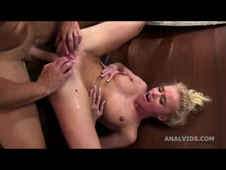 Lara Frost [Юлия Реутова Casting, Flexible Welcome to Porn with Balls Deep Anal, Gape, stretching model blonde ass pussy skinny]