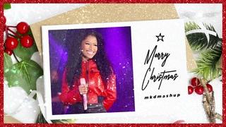 YOUR LOVE vs. UNDERNEATH THE TREE - Nicki Minaj vs. Kelly Clarkson [CHRISTMAS MASHUP]
