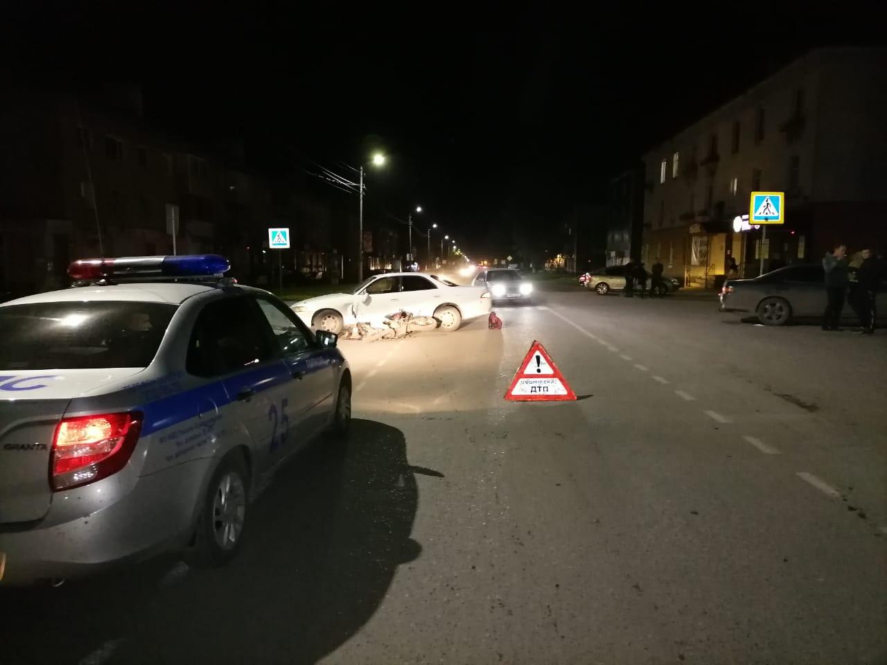12 ДТП произошло в Куйбышевском районе с 08 по 14 сентября