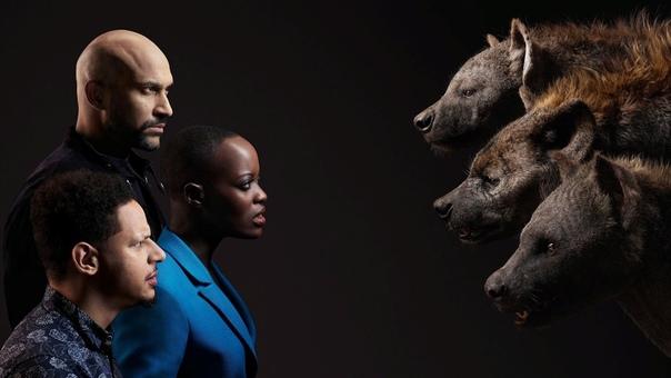 Актёры озвучки Короля Льва с их персонажами
