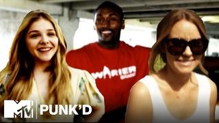 Dax Shepard Takes Down Chloe Grace Moretz, Metta World Peace & Lauren Conrad | Punk'd