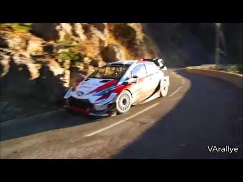 Test Evans Toyota Yaris WRC 2020 Day 1
