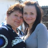 Фотография страницы Анны Симоненко ВКонтакте