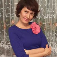 Фотография страницы Ирины Поречиной ВКонтакте