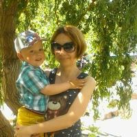 Фотография страницы Татьяны Манятиной ВКонтакте
