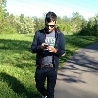 Ilja Batu фото со страницы ВКонтакте