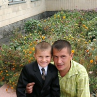 Фотография страницы Олександера Дворника ВКонтакте