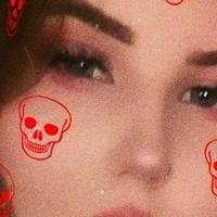 Фотография страницы Виктории Гроссман ВКонтакте