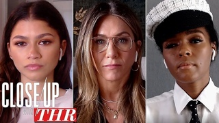 FULL Drama Actresses Roundtable: Janelle Monáe, Jennifer Aniston, Zendaya, & More | Close Up
