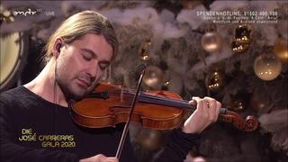 "David Garrett - ""Imagine"" - Jose Carreras Gala 2020 (MDR, 10-12-2020)"