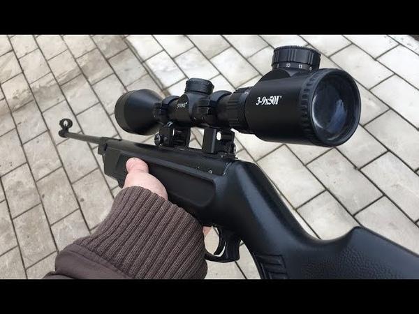 МР512 ставим оптику отстрел