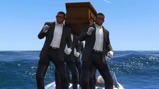 COFFIN DANCE MEME - GTA 5 Mods - Funny Fails Crazy Moments