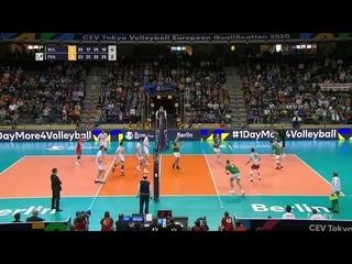 Bulgaria vs. France - Match Highlights