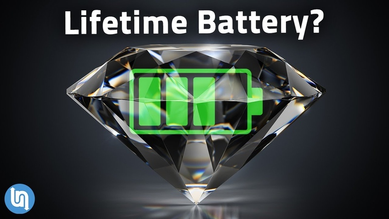28 000 Year Nuclear Waste Battery Diamond Batteries Explained