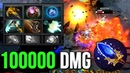 Scepter Refresher Endless Remnant Marvelous 11 Slotted Ember Spirit by Gunnar 7 22 Patch Dota 2
