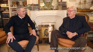 Journal de bord de Jean-Marie Le Pen n°590