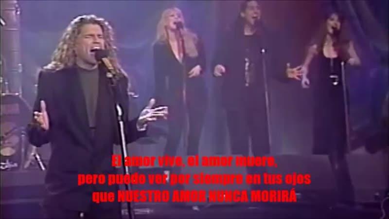 MITCH MALLOY Our love will never die Subtitulos en Español