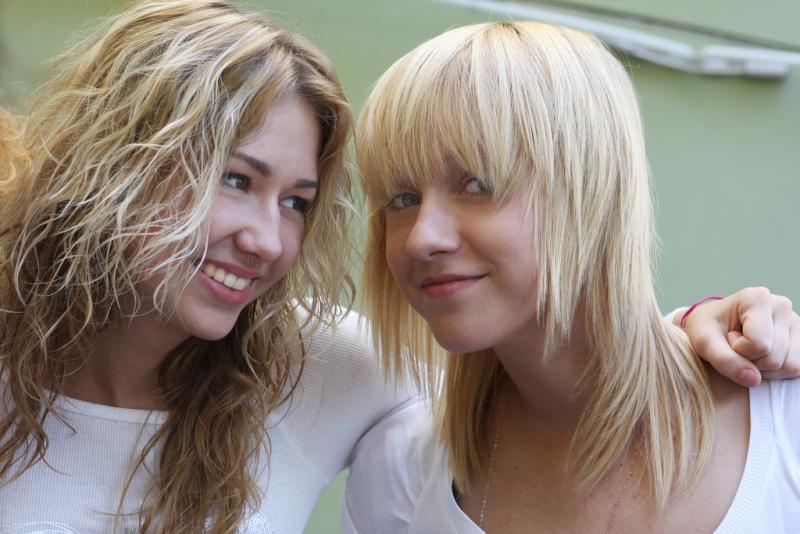 Аня и лера картинки