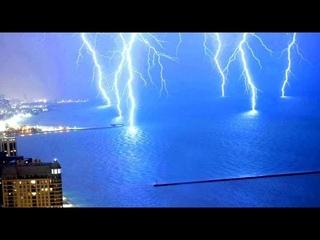 Такого Вы точно Не Видели!Невероятное Природное Явление Разрушительные молнии