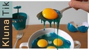EATING BLUE RAW EGG SOUP 🍽️🥚🎨 - klunatik asmr mukbang challenge. Next jhope chicken noodle soup?