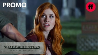 Shadowhunters | Season 1 Trailer: Love Triangle | Freeform