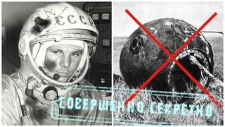 Как на Самом деле Приземлялся Гагарин | Почему не хотели признавать мировой рекорд ?