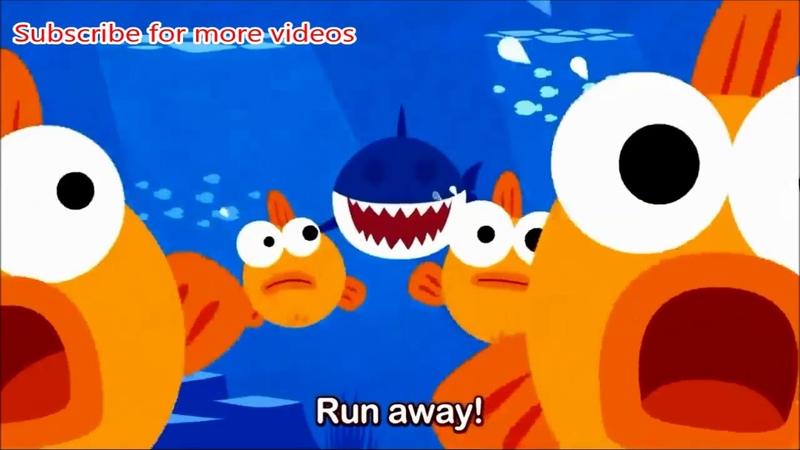 Baby Shark | Kids Songs and Nursery Rhymes | Animal Songs | Baby Shark Dance - Thao linh kids