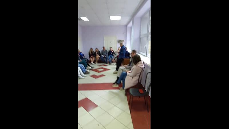 Межрегиональный форум для незрячих и волонтёров другая реальность