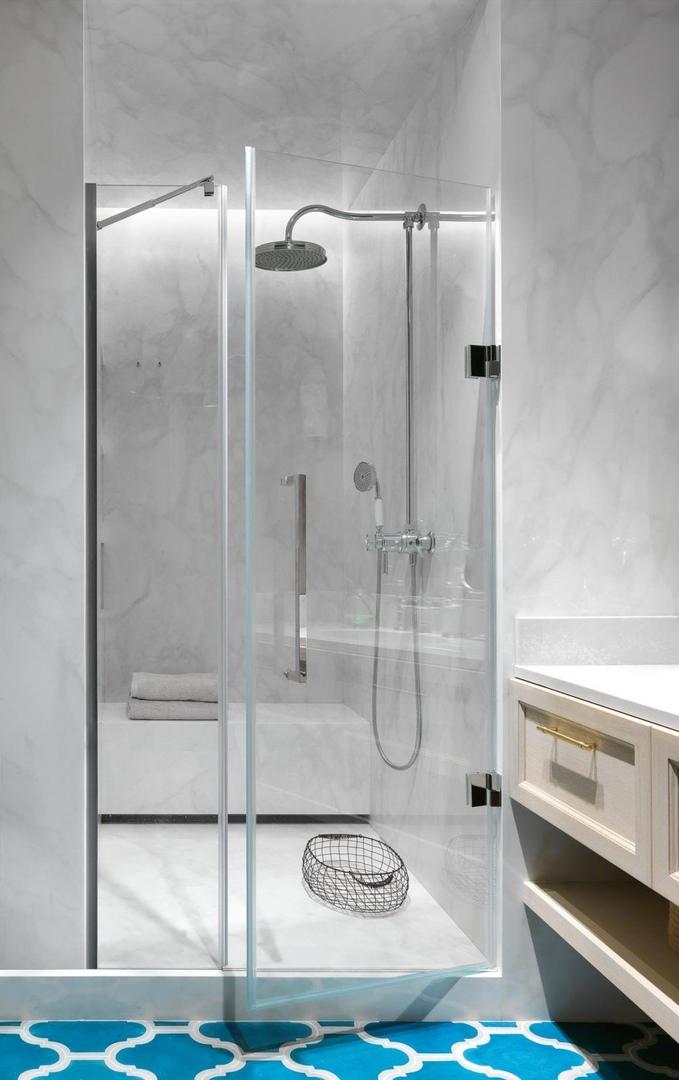 Квартира в историческом доме 120 м² от студии Aiya Design || 02