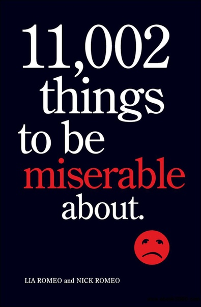 11,002 Things to Be Miserable About (1)