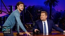 Niall Horan Is James Corden's New Water Boy