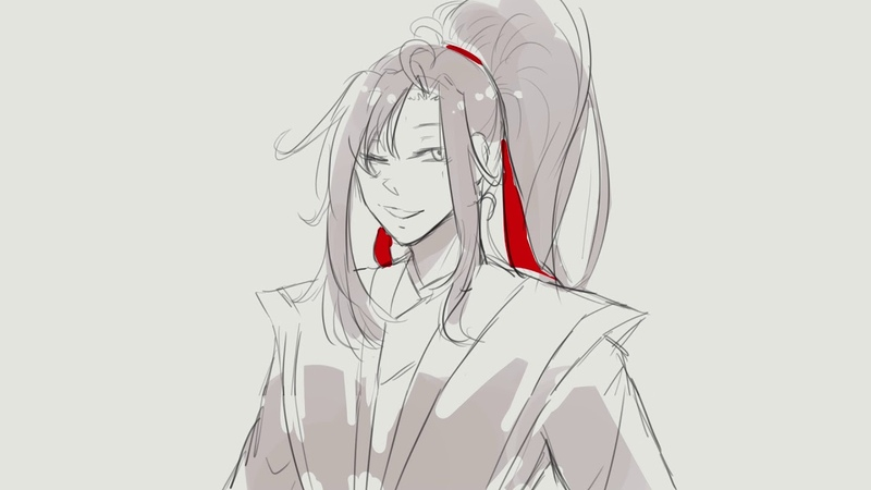 MDZS Red Like Roses Animatic