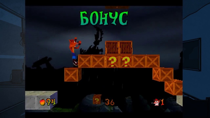 Crash Bandicoot 2: Cortex Strikes Back 100% 4