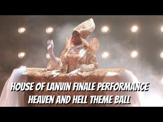 House of Lanvin Finale Performance - Heaven and Hell Theme Ball    Legendary HBO Max