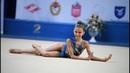 Ekaterina Sazonova - Free hands Young gymnasts-2019 AA 14.00