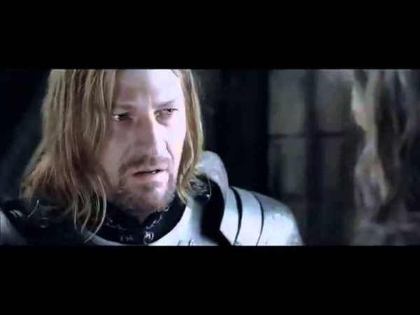 The Lord of the Rings The Two Towers Boromir Extended Edition