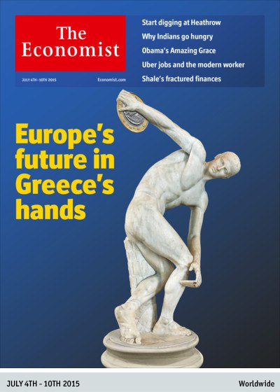 THE ECONOMIST (4th July - 10th July 2015)