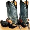SENDRA- Ковбойские сапоги и высокие ботинки.